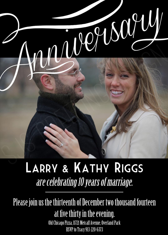 1 anniversary