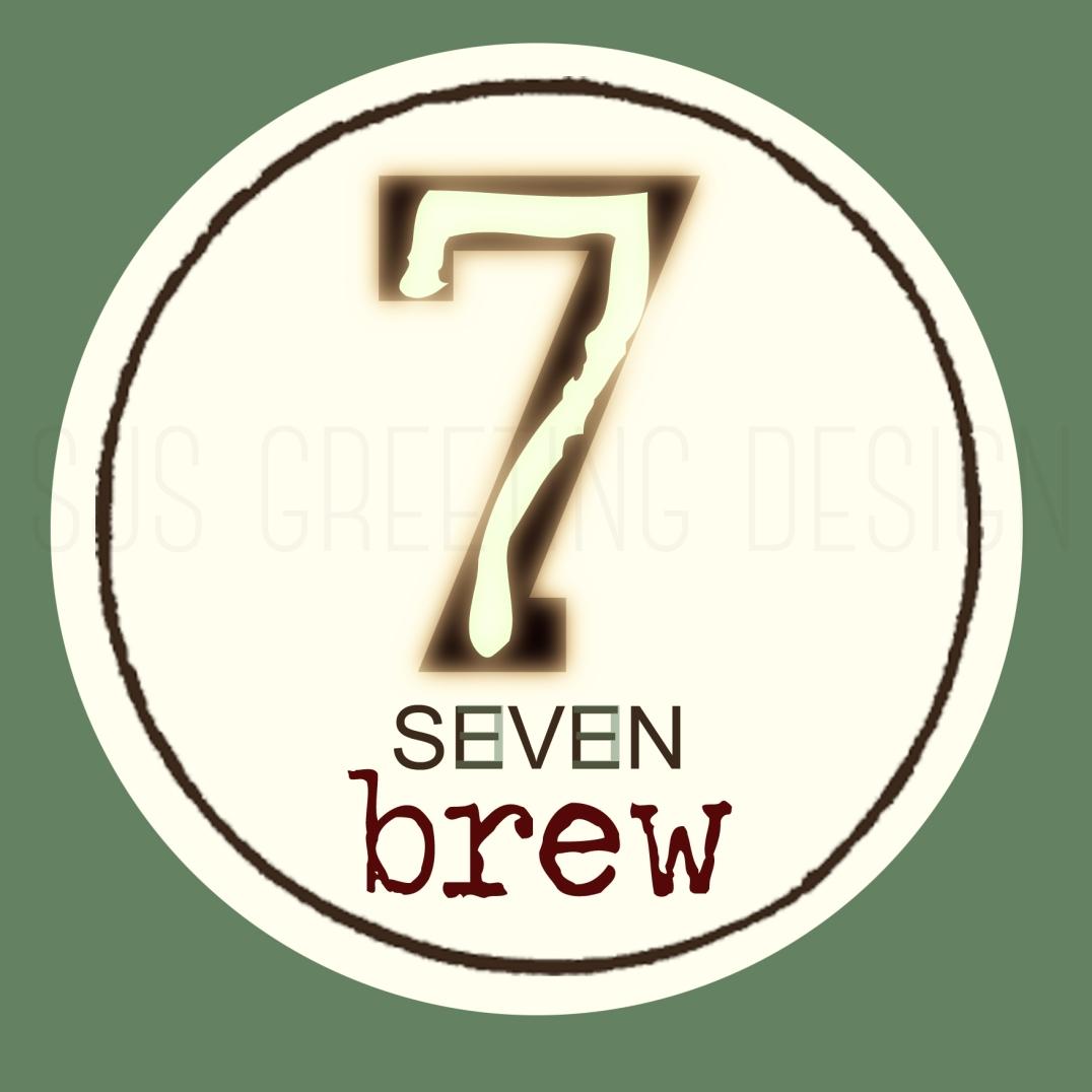 7 BREW LOGO