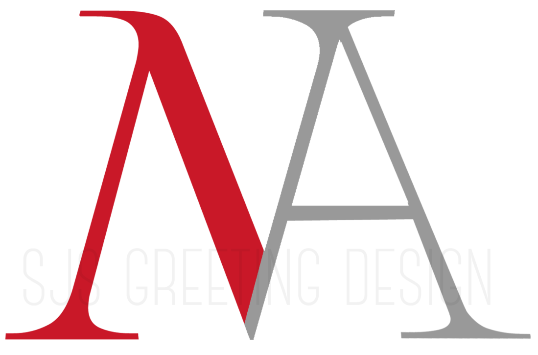 a-n wedding logo
